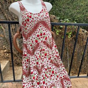 Divided by H&M floral print dress.  Size 4.